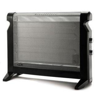 Micathermic Heater BH1551U Flat panel Convection Heater Adjustable