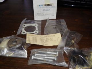 Mercury Quicksilver Water Pump Repair Kit Part 11656M