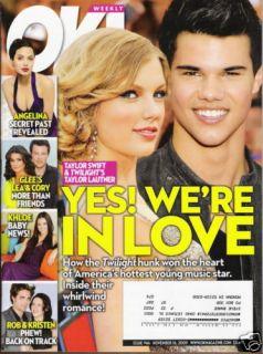 Swift Lautner Kayla Ewell Tara Costa Khloe Kardashian 2009 OK M