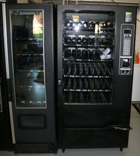 Frozen Food Model 3182 Snack Model 3184 Combo Vending Machines