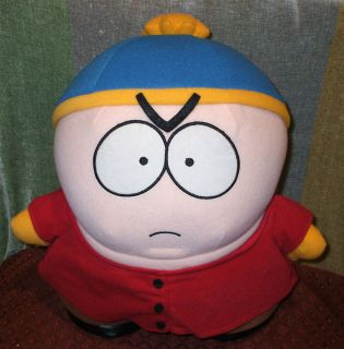 2002 Talking Eric Cartman Comedy Central South Park 12x 12 by Fun 4