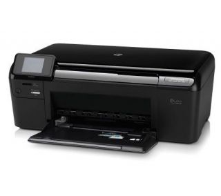 HP Photosmart e All In One Printer with 2.4 TouchSmart Frame