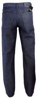 NEWT$ VERSACE CLASSIC V2 BLUE DENIM JEANS PANTS 100%AUTH 42