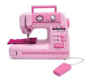 Hello Kitty LockStitch Sewing Machine —