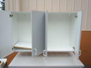 Office Dental Medical 3 Cabinet Upper Lower Counter
