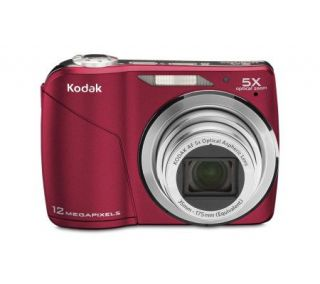Kodak Easyshare C190 Digital Camera   Red —