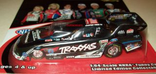 Courtney Force 2012 Traxxas Ford Mustang Funny Car 1 64 NHRA Action