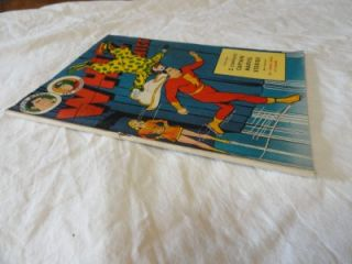 This comic Book, Whiz Comics, with 2 complete Captain Marvel stories