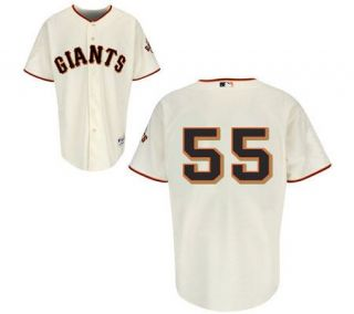 MLB San Francisco Giants Tim Lincecum Jersey —