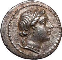 Roman Republic L Cornelius Felix Sulla Silver Coinrare