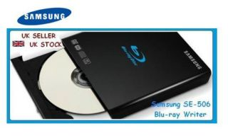 CD DVD Blu Ray Writer Burner Player Drive for PC Laptop Netbook