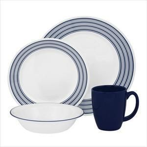 Corelle Vive 16pc Dinnerware Set Newport Beach 1095056