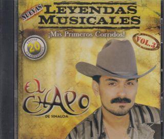New 20 Exitos de Coleccion Mis Primeros Corridos 876285460729