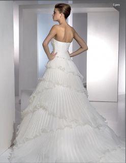 Tall Plus Sized Wedding Dress Gown