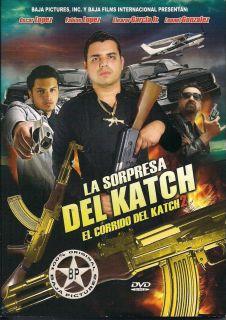 La Sorpresa Del Katch El Corrido Del Katch 2 DVD New 2012 Factory