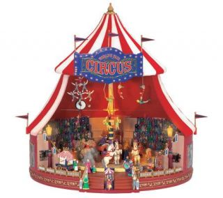 Mr. Christmas Worlds Fair Big Top —