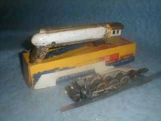 RARE HO VARNEY STREAMLINE BOILER 4 6 2 STEAM LOCOMOTIVE CHASSIS