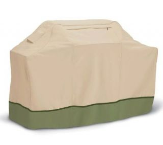 Classic Accessories Eco X Large Cart Barbecue Cover   Sage —