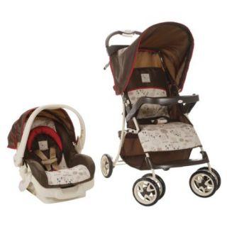 Cosco Sprinter Stroller Travel System Barnyard Buddies TR141ABI Brand