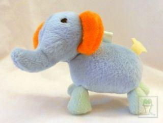 Soft Baby Lovey Lovie Plush Mobile Crib Stroller Toy Chicco EUC