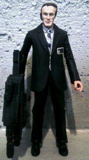Custom Marvel Legends Avengers Movie Agent Coulson