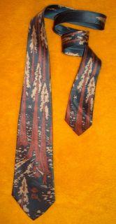 COUNTESS MARA VINTAGE 1940s DRESS SHIRT SUIT TIE LUMBERJACKS