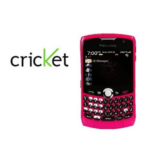 Pink Cricket Blackberry 8330 Curve Camera Cell Phone