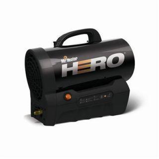 Mr Heater MH35CLP Hero Portable Propane Convection Heater Cordless 35K