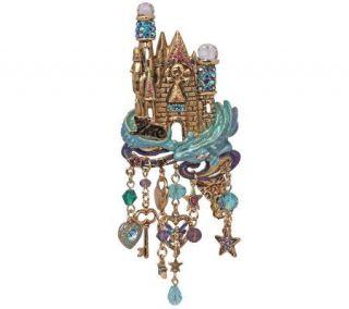 Kirks Folly Medieval Magic Castle Pin/Enchancer —