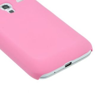 Pink Hard Shell Protector Case Cover Skin for Samsung Galaxy Ace Plus