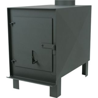 Heater Cook Stove Wood 30 000 BTU Outdoor Well Ventilated Applications