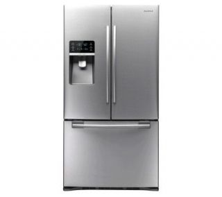 Samsung 29cuft French Dr Twin Cooling Refrigerator Stainless Steel