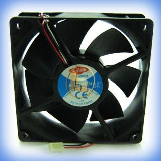 Top Motor 120mm x 120mm x 38mm Computer PC Cooling Fan