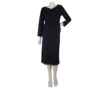 Stan Herman Animal Instinct Jersey Knit Sleep Gown   A217399