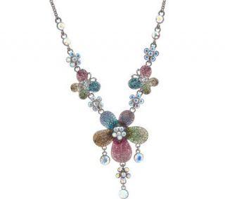 Kirks Folly Dream Flower 17 Adjustable Necklace —