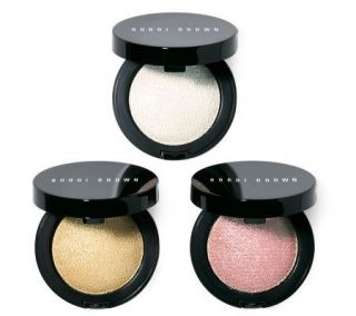 Bobbi Brown Diamond Dust Eye Shadow Trio —
