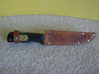 Vintage Decora Solingen Germany Knife D B G M Utility