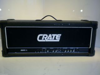 Crate G600XL Electric Guitar Amplifier Head
