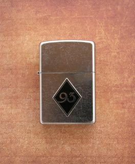 Lighter Cigarette Street Chrome Finish Thelema Aleister Crowley