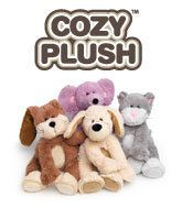 Cozy Plush Microwavable Toy Animals Cuddle Soft Lavender Scented Teddy