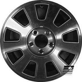 Ford Crown Victoria 2006 2006 16 inch Used Wheel Rim