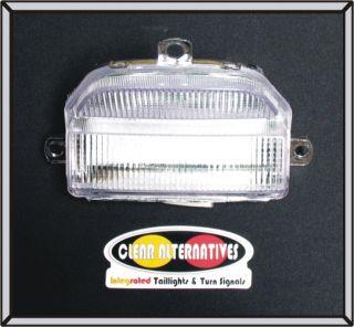 CBR900RR LED Brake Tail Light Clear Alternative 93 97