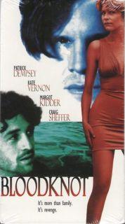 Bloodknot New VHS Patrick Dempsey Kate Vernon Craig Sheffer Margot