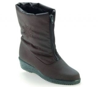 Toe Warmers Jennifer Womens Waterproof Insulated Boots —