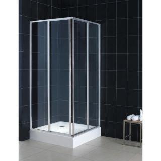DreamLine SHEN 8134344 01 Cornerview 34 X 34 X 73 Shower Enclosure