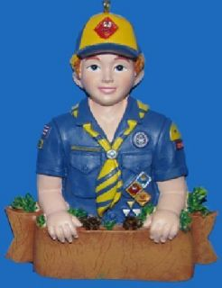 Boy Scouts of America Cub Scout Christmas Ornament Scouting Holiday