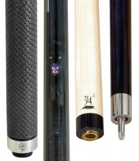 McDermott Cue Custom Billiard Pool Predator Shaft Case Stick