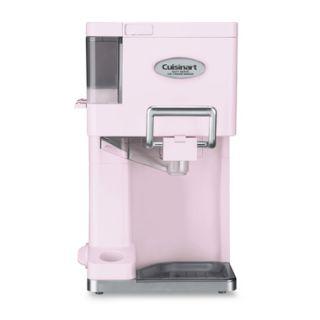 Cuisinart Pink Soft Serve Ice Cream Maker Pro Quality