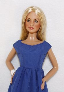 Repaint OOAK  Penny  The Big Bang Theory Kaley Cuoco 5 Days
