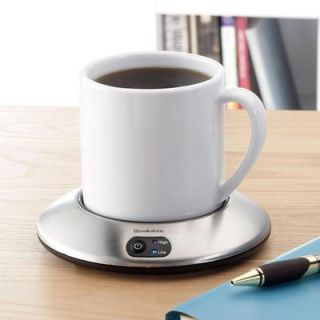 brookstone desktop mug coffee cup warmer coffee cup warmers keep your